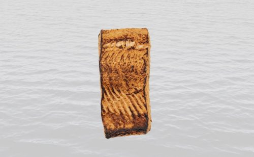 Loimutettu Lohifilee, pala, n. 400 g