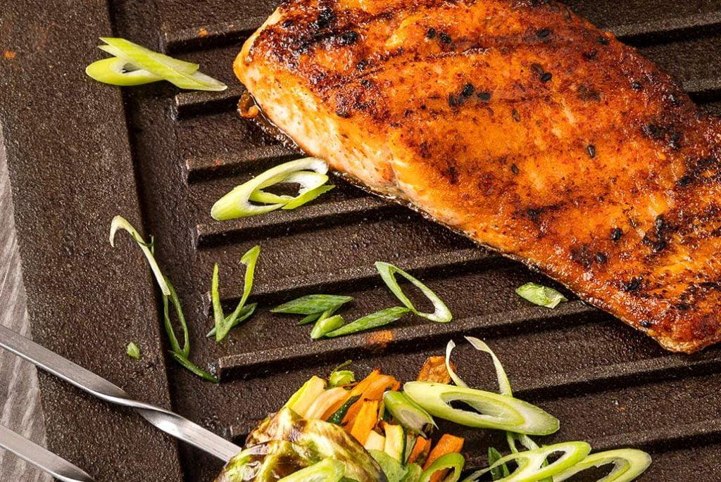 Kalaonni resepti Kalaonni resepti Togarashilohta ja kasviskääryleitä